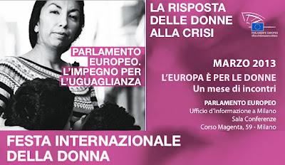 A Milano: la risposta delle donne alla crisi