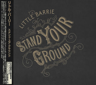 Little Barrie - Stand Your Ground - 2006