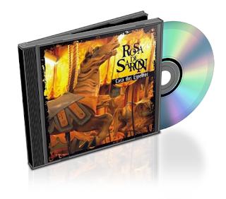 CD Rosa de Saron - Casa dos Espelhos (2005)