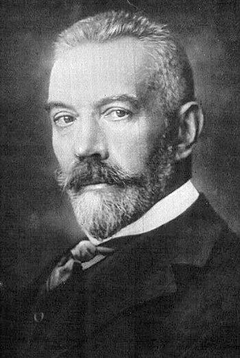 Theobald von Bethmann-Hollweg. Under offentlig lisens fra Wikimedia Commons.