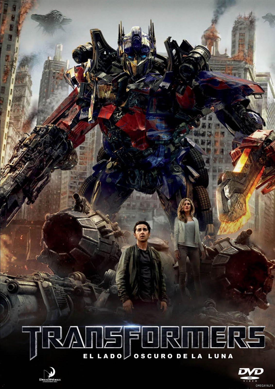 Ver Transformers: El lado oscuro de la luna (Transformers 3) (2011) Online