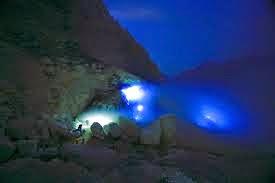Tempat Rekomendasi Wisata di Banyuwangi - Wisata Ijen Blue Fire
