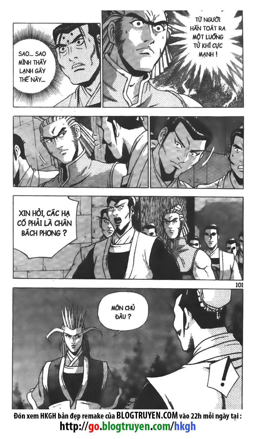 Hiệp Khách Giang Hồ chap 197 Trang 18 - Mangak.info