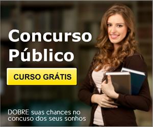 Concurso Público - Curso Gratis