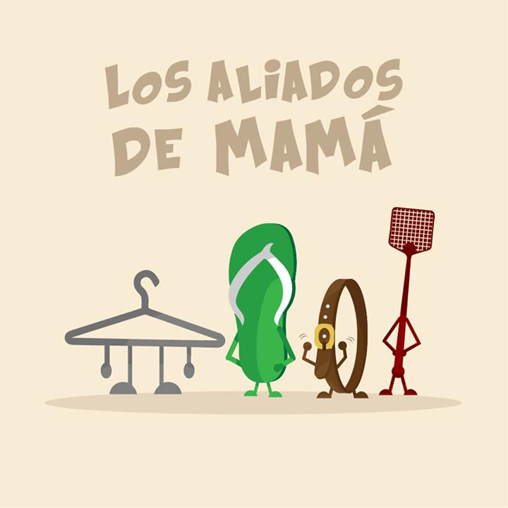 Los Aliados de Mamá!...