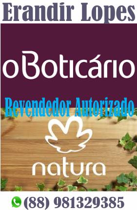 Natura & O Boticário