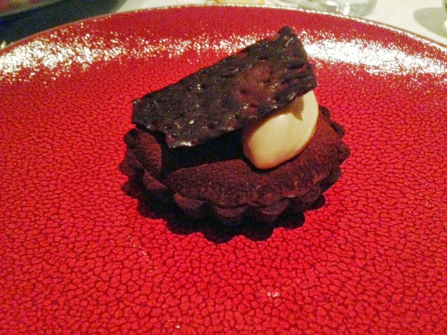five fields chocolate tart