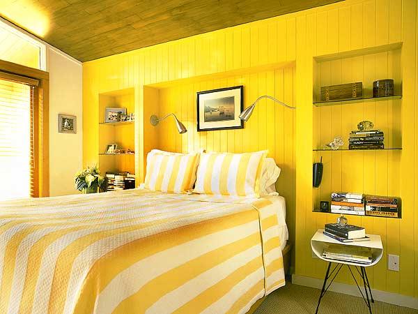 Hermosa by giane b decorando o quarto inspire se - Camera da letto gialla ...
