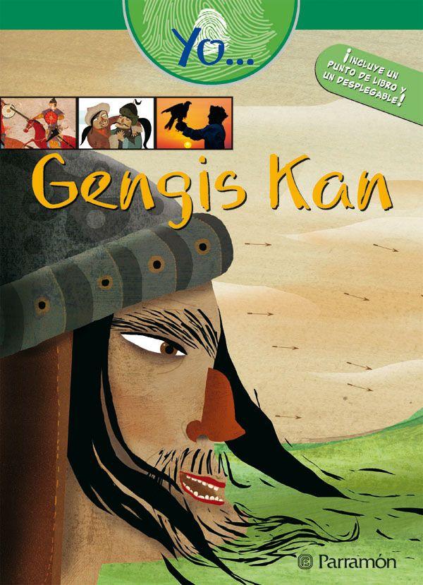 Yo Gengis Kan historia curiosidad
