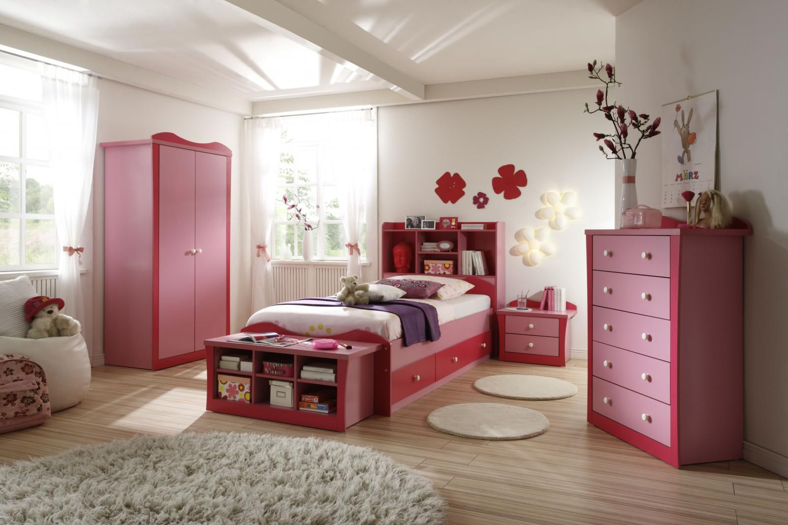KOREAN BEDROOM DECORATION FOR GIRLS