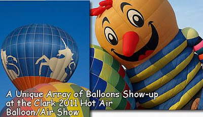 Clark Hot Air Balloon Festival