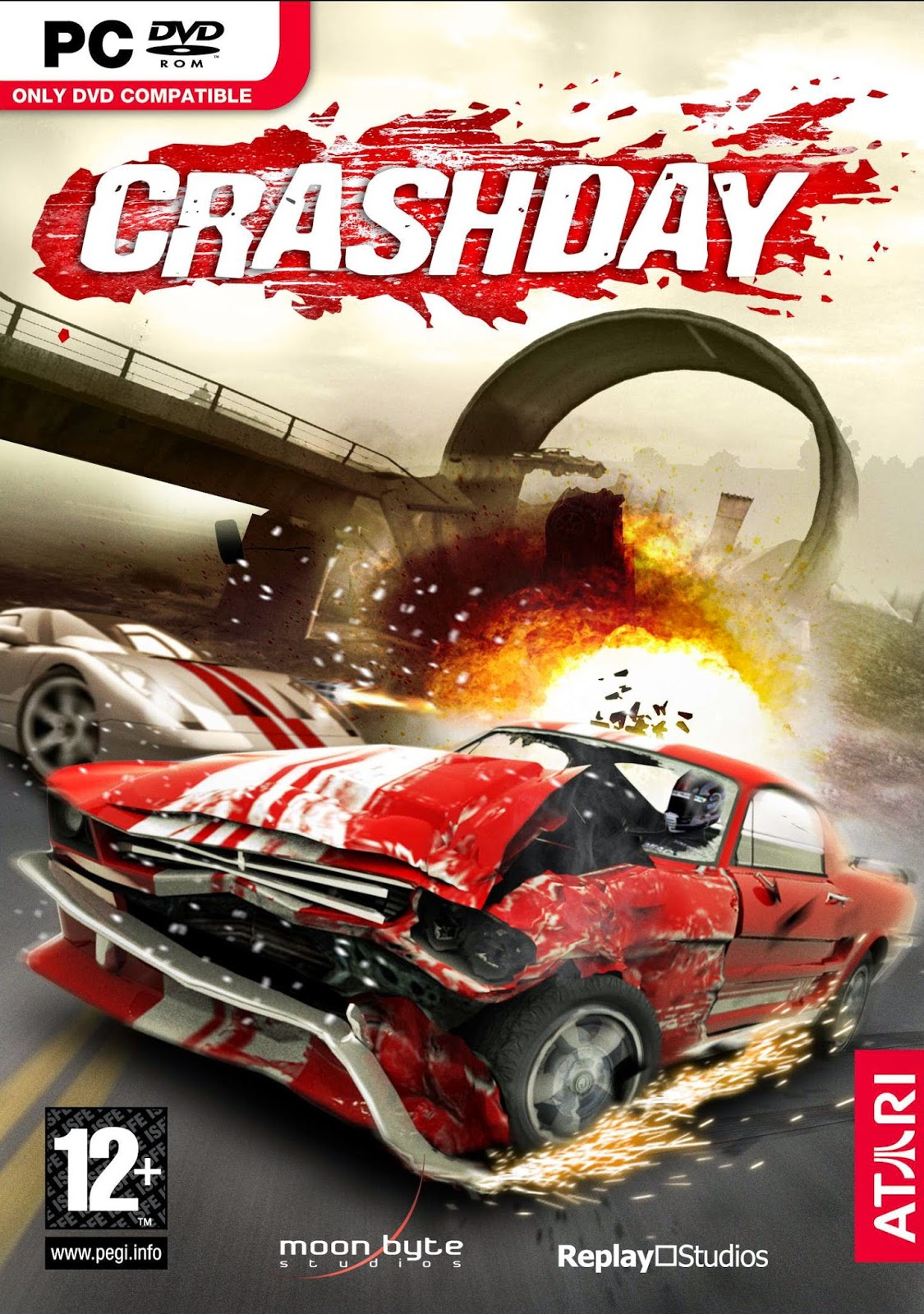 Download Crashday Full Rip for PC Free