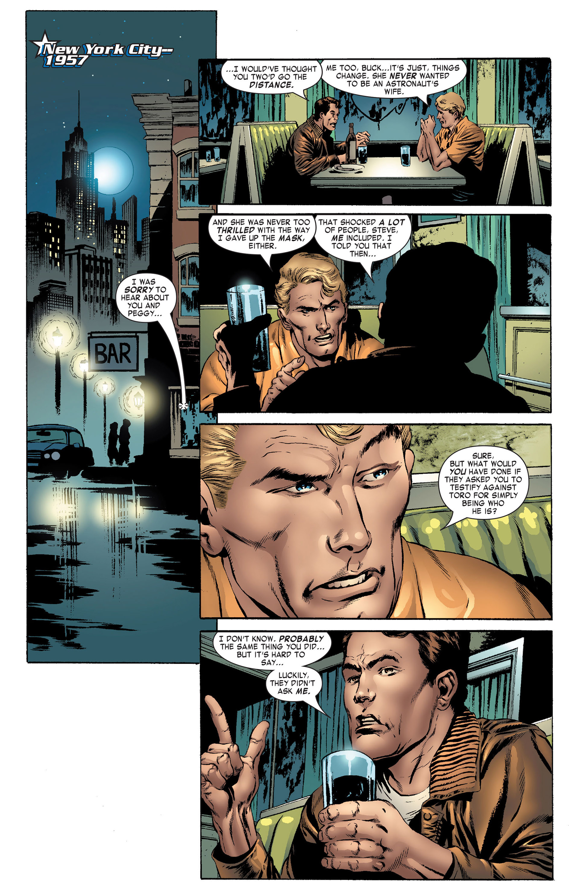 Captain America (2005) Issue #10 #10 - English 16
