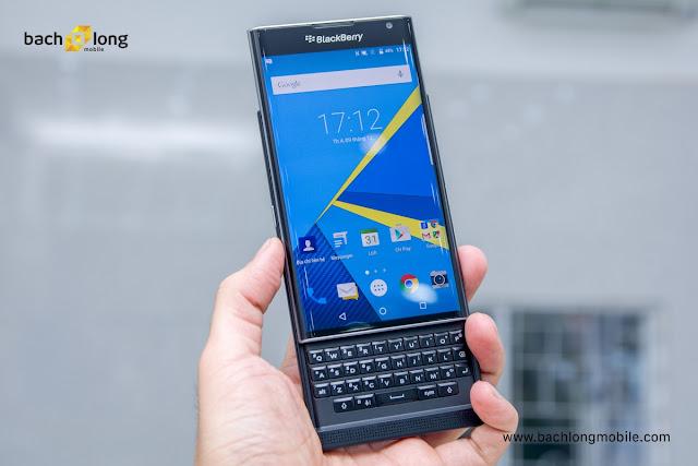 Hình ảnh đập hộp BlackBerry Priv tại Bạch Long Mobile - 103796