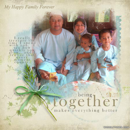 Happy Family Forever