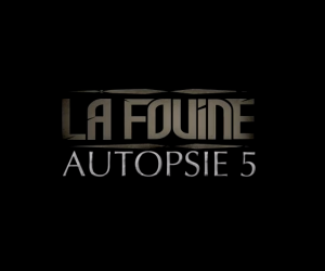 Autopsie 5 - La fouine Clash B2oba (paroles)