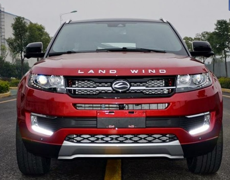 Gist Drop See The China Made Range Rover Called Land