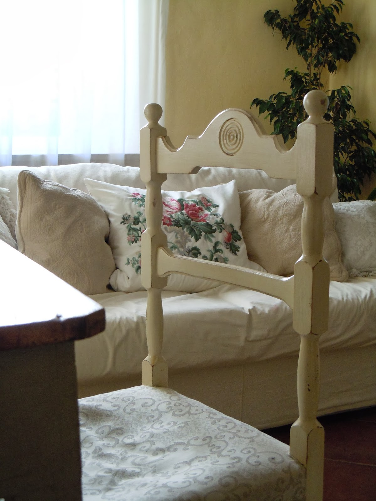 Le idee migliori mi vengono di notte: la sedia della nonna in ...