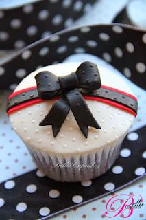Cupcakes Blanco y Negro, parte 4