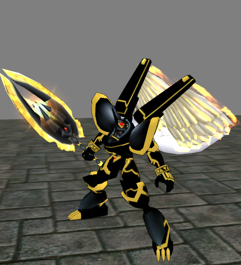 Digimon Masters Online Informations and Guides: Jogress ...