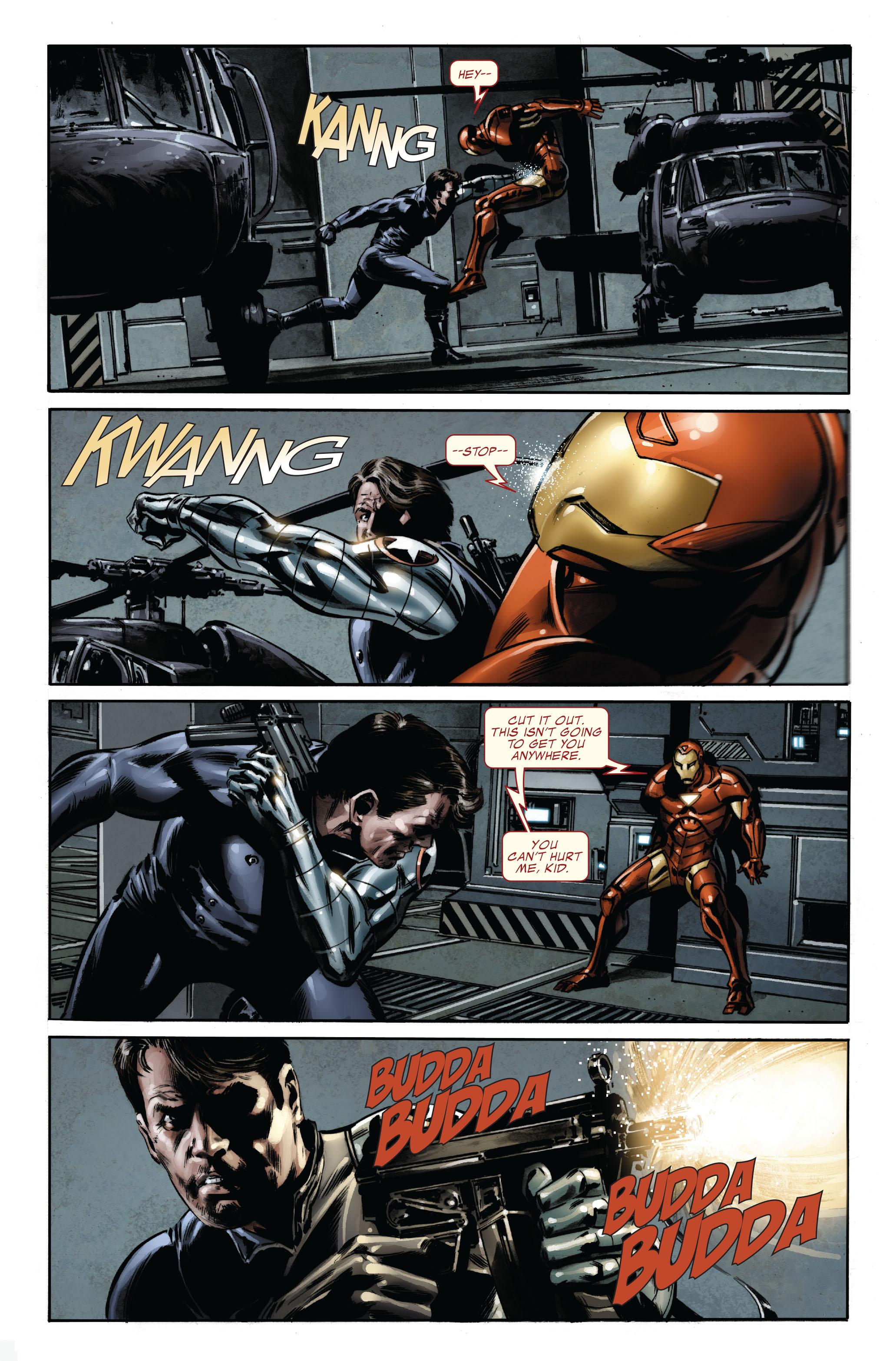 Captain America (2005) Issue #33 #33 - English 13