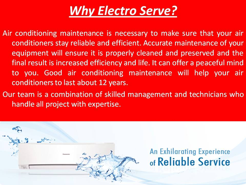 Electro Serve Creating Brand To Serve Your Ac