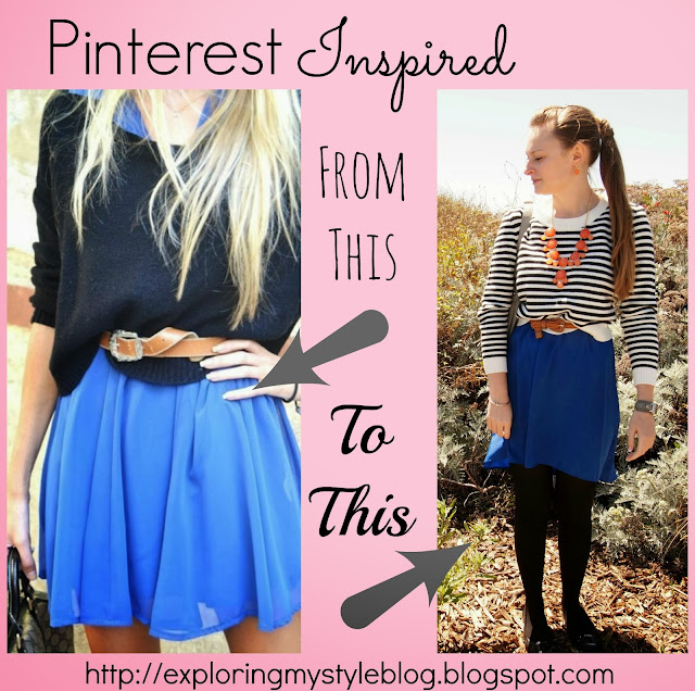 Pinterest Inspired | Exploring My Style