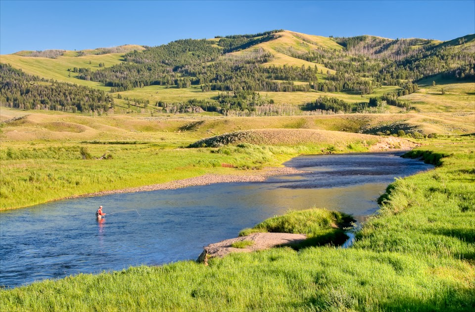 Trout Creek, Yellowstone National Park