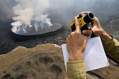 Expedicion al crater del volcan Nyiragongo - 4