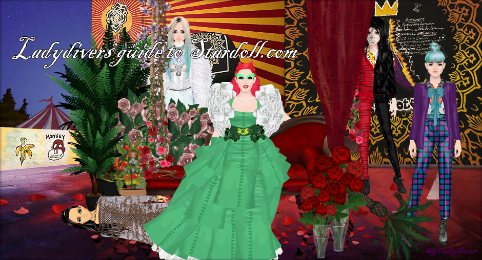 Ladydivers Guide to Stardoll.com