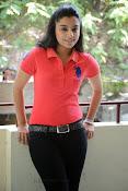 Basanthi heroine Alisha baig photos-thumbnail-13