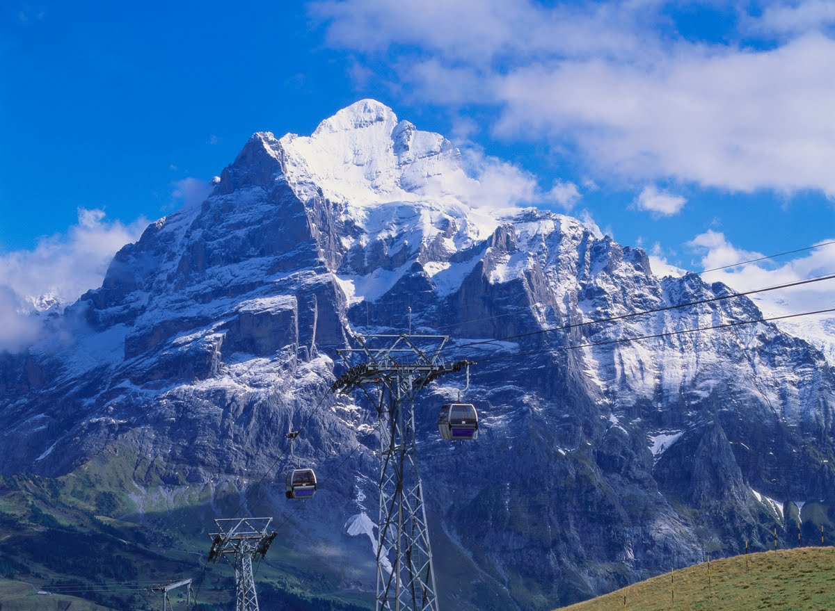 Banco de im genes volcanes monta as y nevados vi 10 - Paisajes nevados para pintar ...