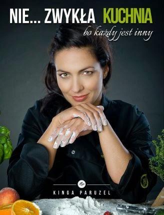 Kinga Paruzel, Masterchef, niezwykła kuchnia, książka, ale babka i robi to co lubi