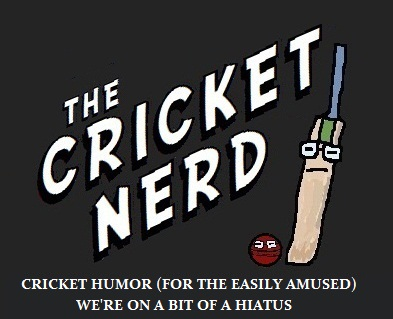 The Cricket Nerd