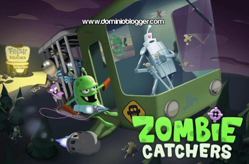 La caza de zombies ya comenzo en el juego Zombie Catchers