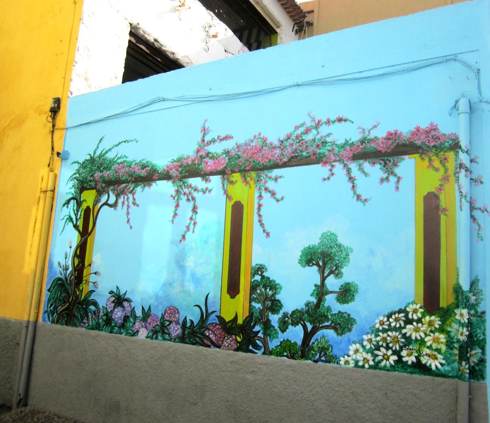 madeira street art