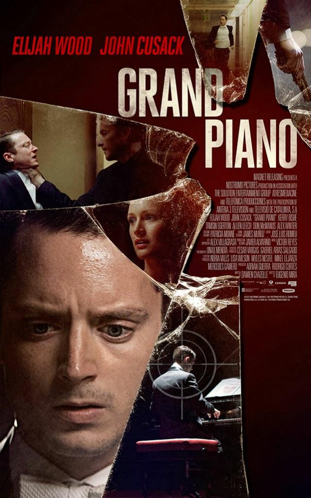 La película Grand Piano