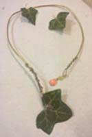 """ΣΥΛΛΟΓΗ """"ΛΟΥΛΟΥΔΟΚΟ-κοσμήματα""""  με φυσικά λουλούδια * ιδιαίτερα - πρωτότυπα - μοναδικά"""