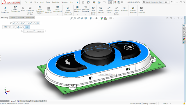 new in solidworks 2016
