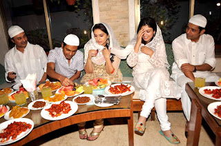 'Gangs of Wasseypur 2' Star cast at their Iftaar party