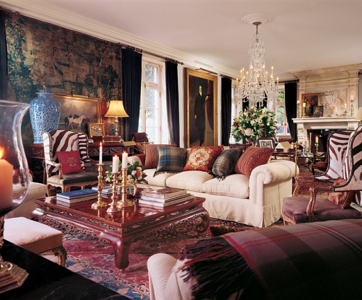 Living Room Decor Icons