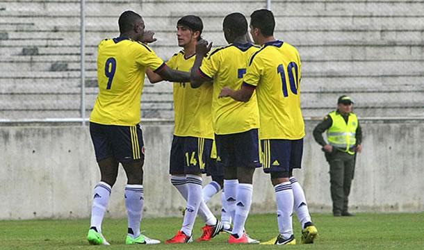 Jugadores Convocados Colombia Sudamericano Sub-20