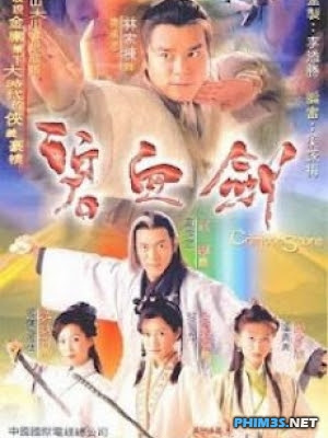 Khí Phách Anh Hùng-Crimson Sabre