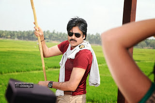 Pawan Kalyan in Attarintiki Daredi Movie Stills
