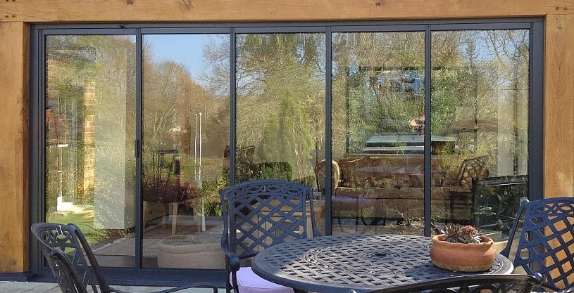 SunSeeker UltraSlim Patio Doors