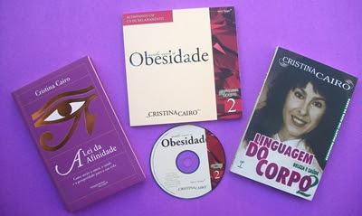 Linguagem do Corpo 2  - Acabe com a Obesidade  - A Lei da Afinidade *Cristina Cairo*