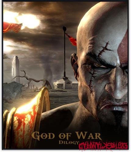 God Of War Dilogy [SAGA] [RIP] [Repack/389 MB] [MG]