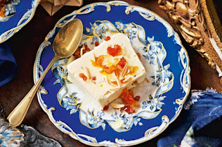 Almond semifreddo  Recipe