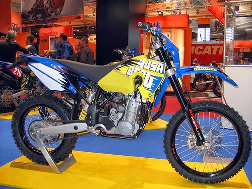 Husaberg FE 650 E Bikes Wallpapers