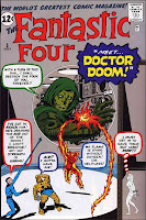 Fantastic Four #5 cover picture